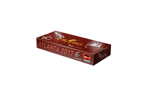 Atlanta 2017 Train Souvenir Package Prices