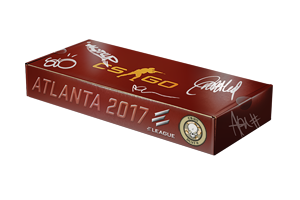 Atlanta 2017 Dust Ii Souvenir Package