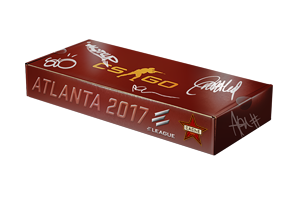 Atlanta 2017 Cache Souvenir Package
