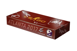 Atlanta 2017 Cobblestone Souvenir Package