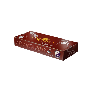 Сувенирный набор «ELEAGUE Atlanta 2017 Cobblestone»