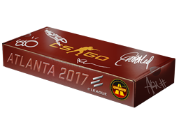 Atlanta 2017 Overpass Souvenir Package