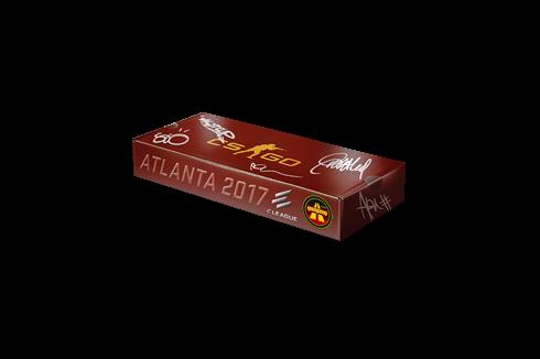 Atlanta 2017 Overpass Souvenir Package Prices