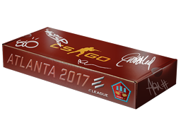 Atlanta 2017 Mirage Souvenir Package