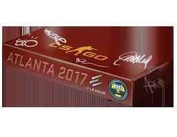 Сувенирный набор «ELEAGUE Atlanta 2017 Nuke»