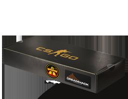 DreamHack 2014 Overpass Souvenir Package