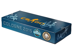 ESL One Cologne 2015 Dust II Souvenir Package