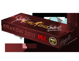 Krakow 2017 Nuke Souvenir Package