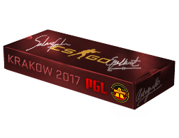 Сувенирный набор «PGL Krakow 2017 Overpass»