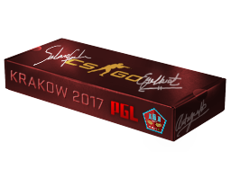 Krakow 2017 Mirage Souvenir Package