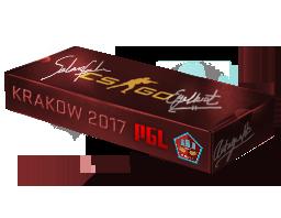 Сувенирный набор «PGL Krakow 2017 Mirage»