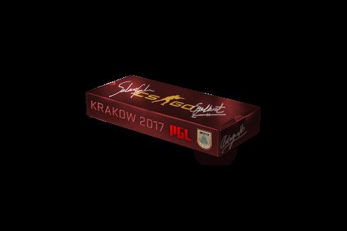 Krakow 2017 Inferno Souvenir Package Prices