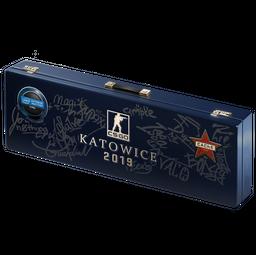 Katowice 2019 Cache Souvenir Package