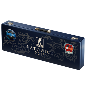Katowice 2019 Train Souvenir Package