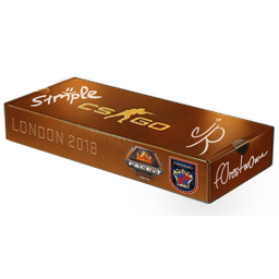 London 2018 Inferno Souvenir Package
