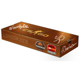 London 2018 Train Souvenir Package