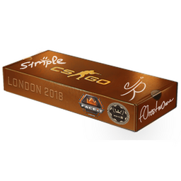 London 2018 Dust II Souvenir Package