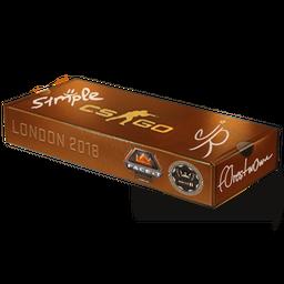 London 2018 Dust II Souvenir Package