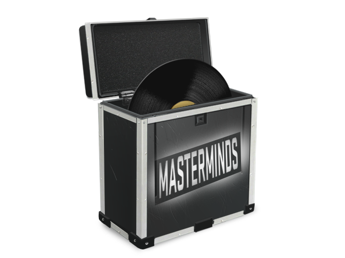 Masterminds Music Kit Box