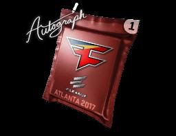 Autograph Capsule | FaZe Clan | Atlanta 2017