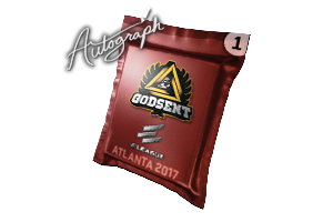 Autograph Capsule Godsent Atlanta 2017