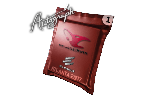 Autograph Capsule Mousesports Atlanta 2017
