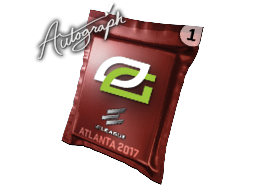 Autograph Capsule | OpTic Gaming | Atlanta 2017