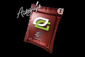 Autograph Capsule Optic Gaming Atlanta 2017