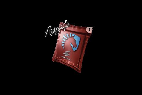 Autograph Capsule   Team Liquid   Atlanta 2017 Prices