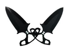 Skin Shadow Daggers