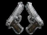 Weapon CSGO - Dual Berettas Dualing Dragons