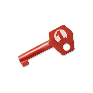 Ключ от капсулы с наклейкой сообщества 1