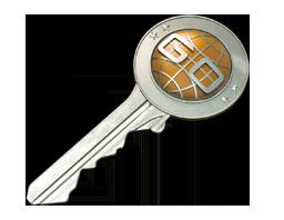 Ключ от кейса CS:GO