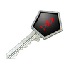 Danger Zone Case Key