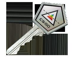Prisma Kasası Anahtarı