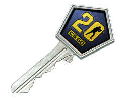 CS20 Case Key