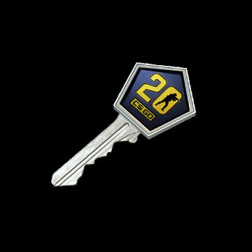 CS20 Case Key