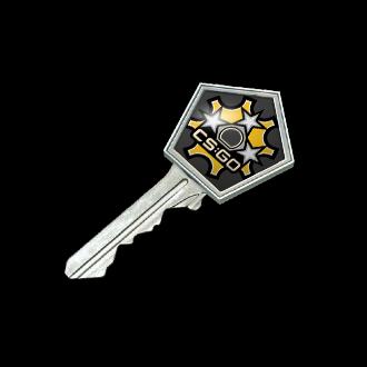Klucz do Skrzyni Rewolweru