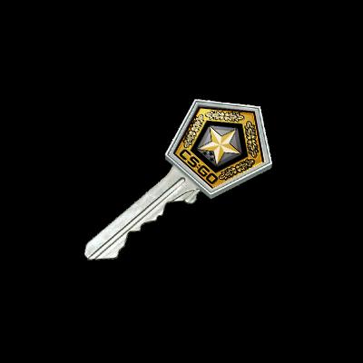 Klucz do skrzyni Gamma