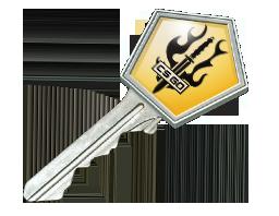 Ключ от кейса «Спектр»