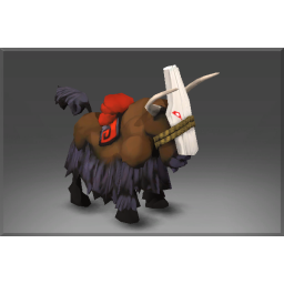 Corrupted Trusty Mountain Yak