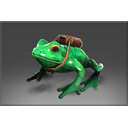 Unusual Skip the Delivery Frog