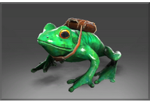 Skip the Delivery Frog