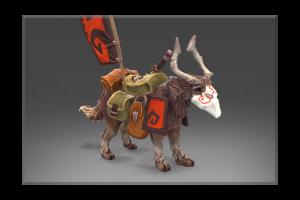 Auspicious Enduring War Dog