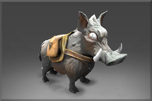 Elder Mighty Boar