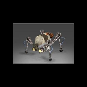 free dota2 item Unusual Morok's Mechanical Mediary