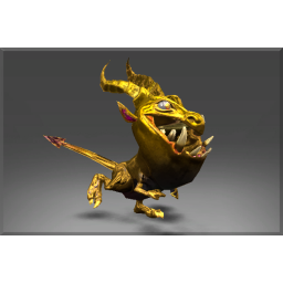 Inscribed Golden Greevil