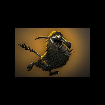 free dota2 item Unusual Dreaded Greevil