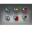 Genuine DAC 2015 Mirana Cursor Pack