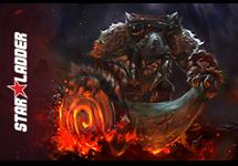 Комплект Tine of the Behemoth